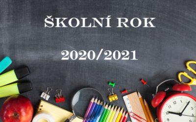 Provoz poradny ve školním roce 2020/2021