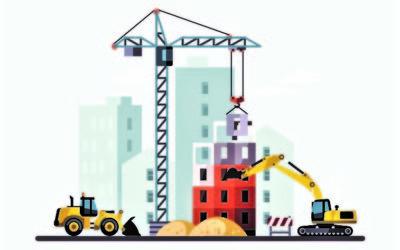 Stavební práce v areálu PPP